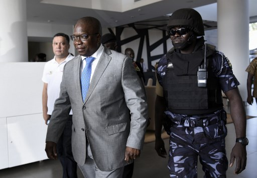 Guinea Bissau President of electoral commission