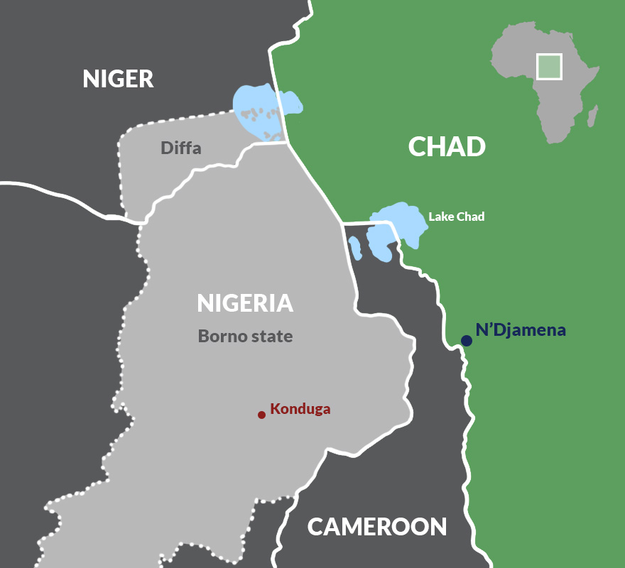 Collective Action is Necessary for Lake Chad Basin Countries to Beat Terrorism